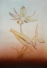 DSC09454 (scott_waterman) Tags: ink watercolor painting paper lotus gouache lotusflower scottwaterman