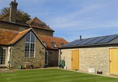 Outbuilding (C) Viridian Solar