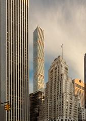 Grand Army Plaza (Mike McLaughlin Photo) Tags: newyork newyorkcity manhattan fifthavenue 5thavenue 432parkavenue gmbuilding attbuilding sonybuilding philipjohnson rafaelviñoly edwarddurellstone generalmotorsbuilding 745fifthavenue 7455thavenue squibbbuilding