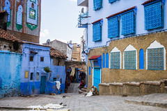 Chefchaouen Azul (valentinasota) Tags: morocco maroc chefchaouen marruecos