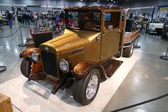 1927 International (bballchico) Tags: truck ih 1927 internationalharvester portlandroadstershow leesspringwaterfarms