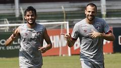 Treino 11.04.2016 (Fluminense F.C.) Tags: brincando correndo sorrindo exerccio treinando