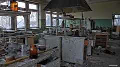 wet29 (urbex66400) Tags: urban building abandoned polska laboratory urbex laboratorium expolration opuszczone opuszczony chemiczne