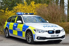 VX65 CWF (S11 AUN) Tags: car estate traffic police bmw vehicle roads emergency touring patrol warwickshire unit 999 3series rpu operational policing 330d opu xdrive anpr vx65cwf