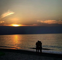 Lovers #amanti #lovers #sunset #sunshine #nuances #shadows #shades #photography #sea #mare #sicily #love (Meva27) Tags: sunset sea love sunshine photography mare shadows shades lovers sicily nuances amanti