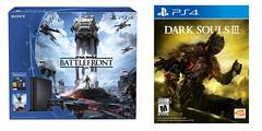 Spiele / Apps: PS4 Star Wars Bundle w / DSIII & Fallout 4 $ 389, Razer Blackwidow Gaming Keyboard $ 80, Freebies, mehr (scarletconnor) Tags: star gaming wars blackwidow bundle fallout spiele freebies razer dsiii