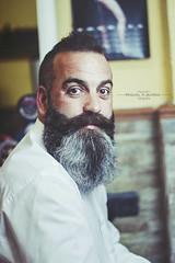 Barbero (Migu3lill0) Tags: boy canon 50mm book retrato style chico sesion barba barbas 600d pogonophile beardmodel  beardstyle beardgang instabeard beard bearded beardsandtattoos beardedvillains beardedvillainsspain spanishbeard beardlivestyle barbudos likebeards beardlovers beautifulbeard lovelybeard productosparabarbas