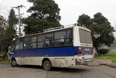 Caio Carolina V // Mercedes-Benz LO-814 // Lnea 2 Sotratal (Talca) ( JotaBBus) Tags: mercedesbenz caio carolinav lo814 pz5405