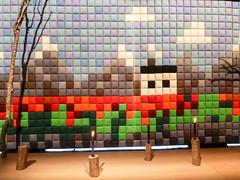Pixels (CORMA) Tags: brussels art europe belgique bruxelles exhibition exposition artcontemporain 2016 tourtaxis charleskaisin