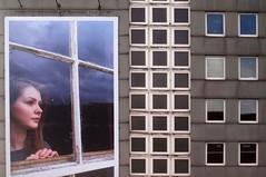 Fenster (rauter25) Tags: apple window fenster hamburg werbung advertissement klosterwall cityhof