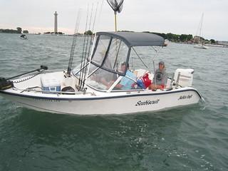 2015 Lake Erie Sport Fishing