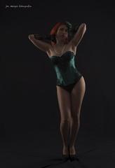 z_DSC2654 Eva Luna (martyus1) Tags: lingerie lenceria pelirroja corpio