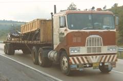 "Mack G-model, ""Murphy"" (PAcarhauler) Tags: tractor truck semi trailer mack coe"
