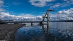a diving tower (lars1387) Tags: norway fujifilm akershus xt1