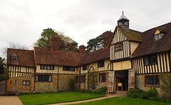 Ightham Mote, Kent (Brownie Bear) Tags: uk england kent britain united great kingdom gb moat item ightham mote