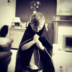I am the night #dressup #son... (nathanrobinson2) Tags: family cute fun dressup son batman cape cloak marvel fouryearold uploaded:by=flickstagram instagram:photo=925588491853889762184137303