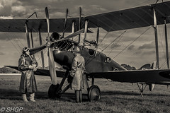 Royal Flying Corps Aviators, Stow Maries (harrison-green) Tags: world monochrome night canon airplane one 1 photo war outdoor aircraft aviation events royal sigma nightshoot airshow timeline vehicle ww1 dogfight maries factor essex pilot tle charter stow aerodrome chelmsford aircrew 18200mm 700d be2e