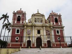 """Léon: la Iglesia Dulce Nombre de Jesus El Calvario <a style=""""margin-left:10px; font-size:0.8em;"""" href=""""http://www.flickr.com/photos/127723101@N04/26626895215/"""" target=""""_blank"""">@flickr</a>"""