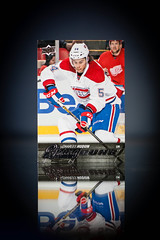 Charles Hudon Young Guns (cdn_jets_cards) Tags: 2 ice hockey st cards tin montreal caps deck upper series ahl canadiens johns hl upperdeck prospects nhlpa 20152016
