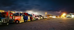 Truck Stop Storm II (Notley) Tags: light storm night clouds evening spring midwest missouri april trucks lightning midway nocturne stormysky 2016 10thavenue semitrucks notley ruralphotography boonecountymissouri ruralusa notleyhawkins midwaytruckstop missouriphotography httpwwwnotleyhawkinscom notleyhawkinsphotography midwaytravelcenter midwaymissouri