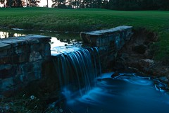 Evening in Spring (spiegel_gabriel) Tags: longexposure sunset macro canon spring manfrotto springtx