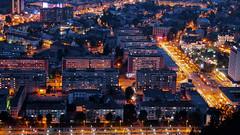 Piatra Neamt city - Romania (mccrya) Tags: light long exposure low ngc alpha piatra neamt a6000