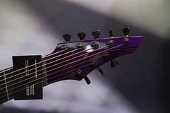 Aristides 080S (paul_ouzounov) Tags: musician music shop guitar bare knuckle guitars jackson custom esp prs namm kiesel 2016 carvin strandberg aristides zeiss55mm sonya7 namm2016