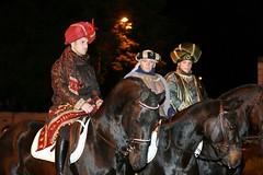 MAGI IN CAMMINO (cariatide44) Tags: cavalli presepe natività albano remagi