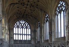 Lady Chapel vaulting, Ely