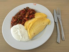 #116 Omelette (Like_the_Grand_Canyon) Tags: food essen egg meal