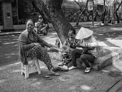 Ho Chi Minh through my lens (-Faisal Aljunied - !!) Tags: blackandwhite vietnamese candid streetphotography vietnam gr saigon ricoh hochiminh conehat faisalaljunied