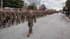 2nd Marine Corps Div Parade - 5,000 Marines (Mobilus In Mobili) Tags: usmc us badass northcarolina parade jacksonville marines marinecorps semperfi usmarines devildogs oohrah 2ndmarinedivision 2dmarinedivision 2ndmardiv 2dmd75 followmeto75