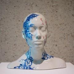 Ah Xian bust, Queensland Art Gallery (HardieBoys) Tags: art apt arte australia brisbane qld queensland bne apt8