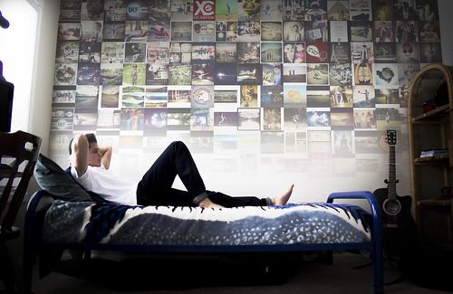 Life on Wall