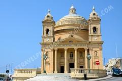 Iglesia en Mgarr, Malta (Travel around Spain) Tags: europa malta gozo mgarr