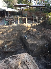 Tokyo DisneySea (jericl cat) Tags: disneysea river lost temple tokyo delta disney mayan indianajones excavation 2015