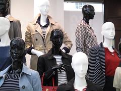 Be afraid! (budgie2011) Tags: mannequins creepy