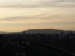 Colours of different reality (emocjonalna) Tags: sky skyline europe cityscape prague praha praga czechrepublic archutecture ceskarepublika cityline architektura czechy vitkov