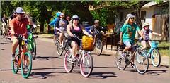 4616 (AJVaughn.com) Tags: park new arizona people beach beer colors bike bicycle sport alan brewing de james tour belgium bright cosplay outdoor fat parade bicycles vehicle athlete vaughn tempe 2014 custome ajvaughn