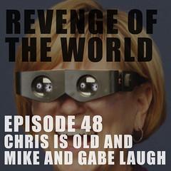 EP48 (Gabriel Dieter) Tags: podcast news art nerd film metal diy comedy punk politics entertainment dating dreams conspiracy movies popculture stories paranormal tinfoil nerdculture