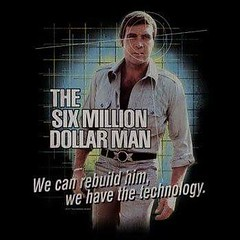 The Six Million Dollar Man (Jonathan C. Aguirre) Tags: man dollar million six the