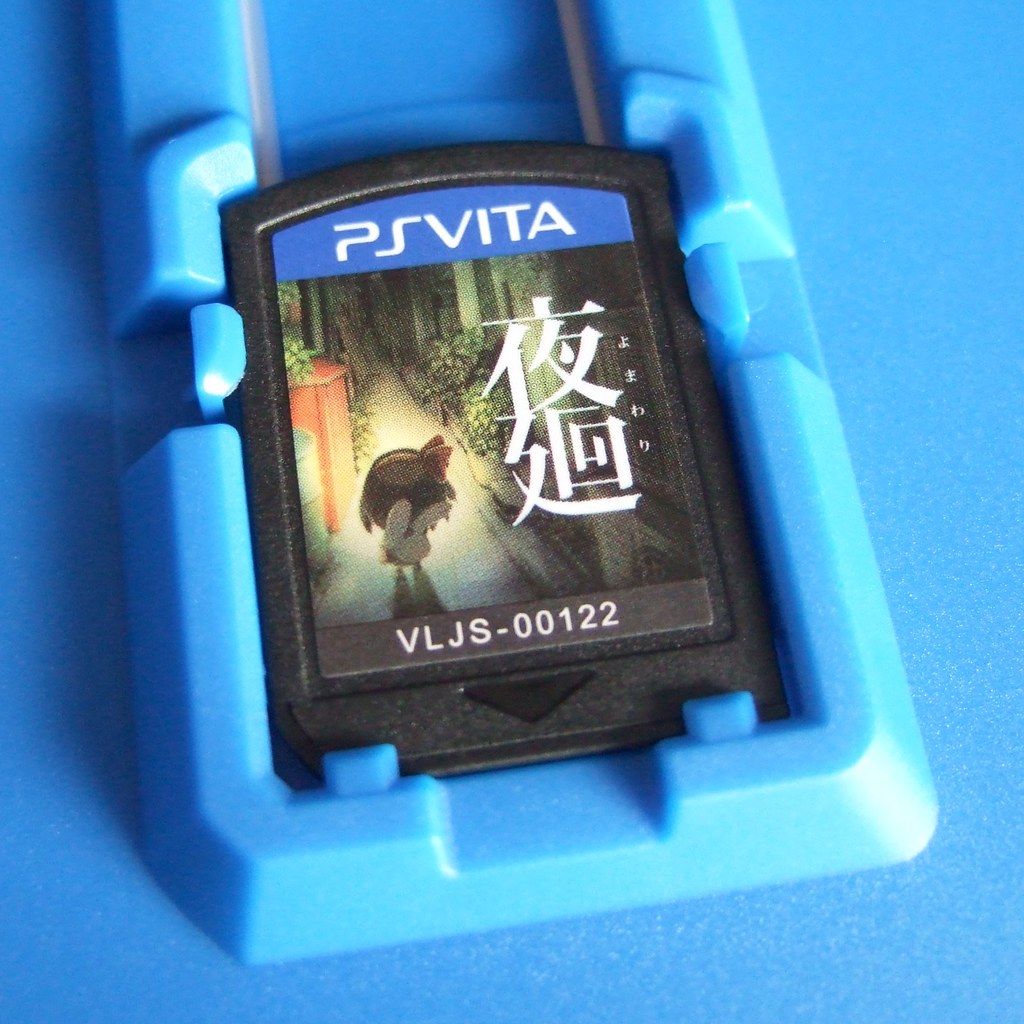 Sony Ps Vita Game Cartridge : The world s best photos of gaming and survivalhorror
