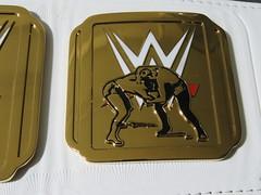 (imranbecks) Tags: white logo ic championship belt wrestling champion replica strap network title heavyweight wwe intercontinental 2014