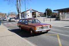 Taunus break (xwattez) Tags: street france ford car automobile break voiture german transports rue taunus 2016 véhicule allemande castelginest