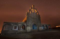 _DSC2515 (Lucillo.vm1) Tags: light canon painting landscape nikon cielo nocturna exposicion larga abandono abades leprosario