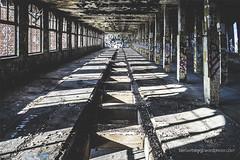 lost lines (berberbeard) Tags: street urban streetart abandoned germany deutschland photography graffiti fotografie zoom wideangle hannover 1935mm soligor weitwinkel manuallens minoltamd itsnotatrick berberbeard berberbeardwordpresscom ilce7m2