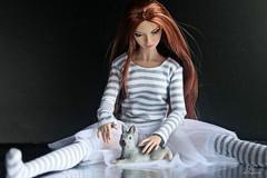 Sweet girl... (silanak (fely)) Tags: corie barefootinthepark poppyparker