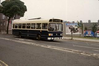 BS4694 SEO210M BARROW IN FURNESS THUR 07.07.1983
