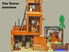 Lego Pueblo D1 (giorgio.chronas) Tags: arizona verde america mexico lego native pueblo western taos ideas acoma mesa zuni