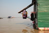 Floating Village (Gusulabu) Tags: life city travel people lake cambodia float angkor tonlesap camboya